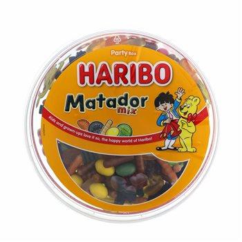 Lækker Haribo Matador Mix 1kg - Grænsehandel til billige priser AN-46