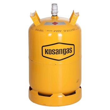 opfyldning af gasflasker i flensborg