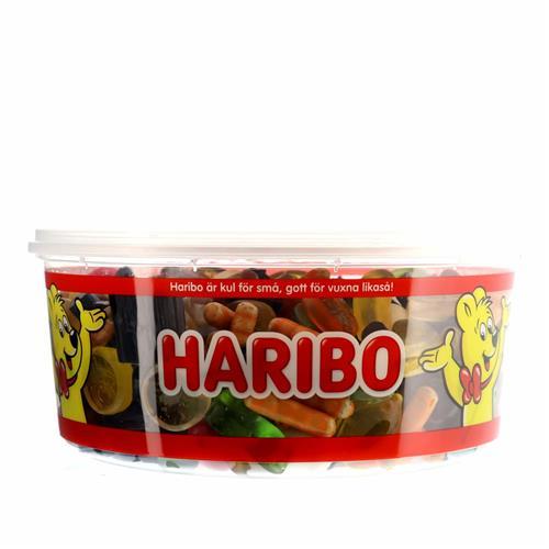 Efterstræbte Haribo Matador Mix 1kg - Grænsehandel til billige priser ZC-89