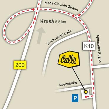 calles flensburg öppettider